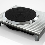 Technics Turntable Prototyp